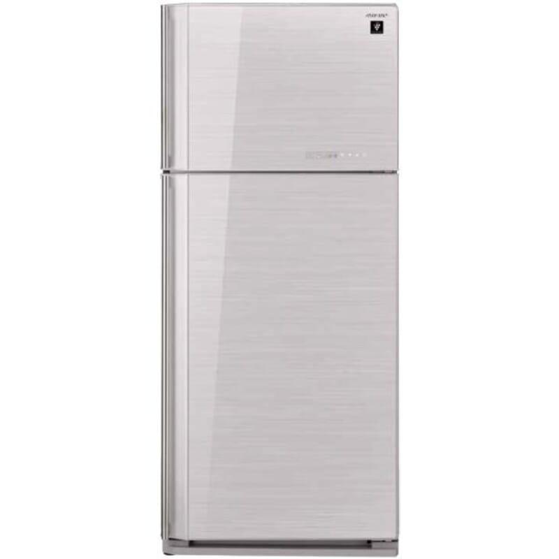 refrigerateur sharp sjgc700vsl. Black Bedroom Furniture Sets. Home Design Ideas