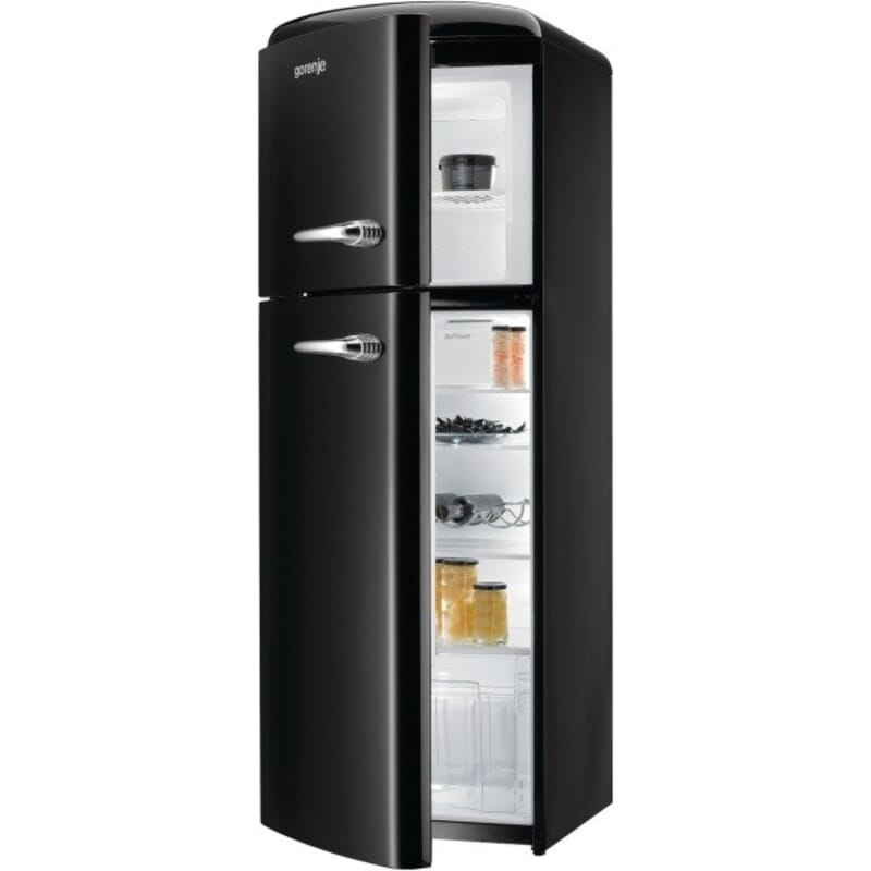 refrigerateur 2 portes 294 l gorenje rf60309obk. Black Bedroom Furniture Sets. Home Design Ideas