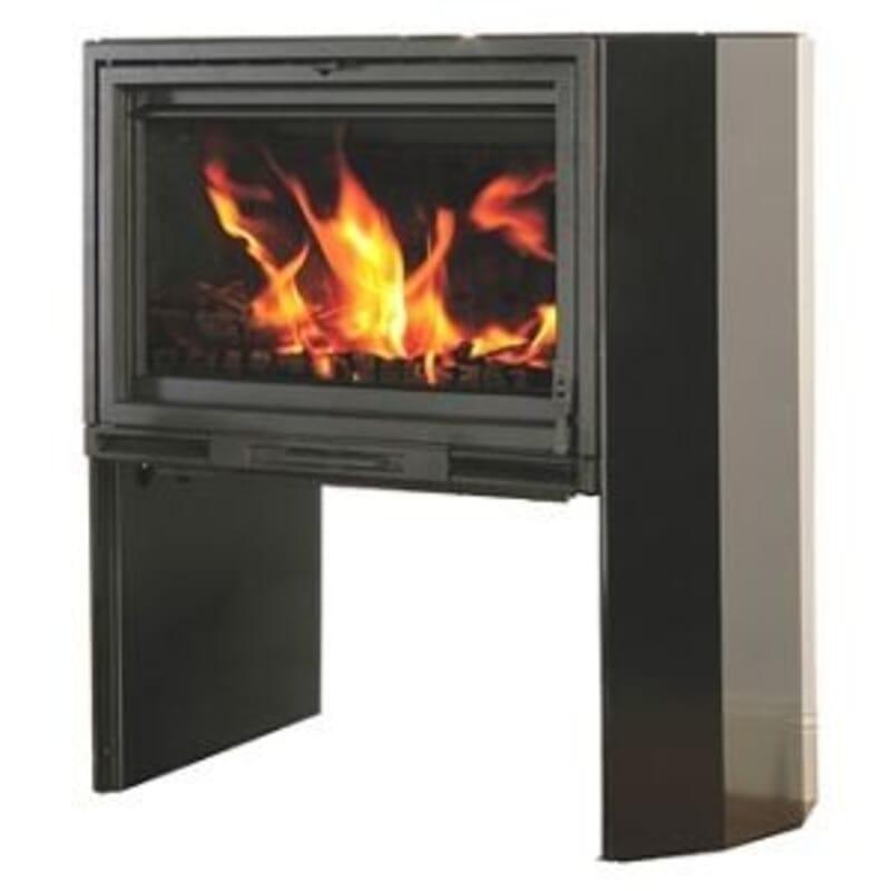 poele a bois franco belge 1341201y 1341201y franco belge. Black Bedroom Furniture Sets. Home Design Ideas